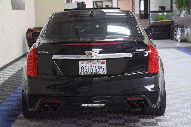 Cadillac CTS-V 2016 price $61,900