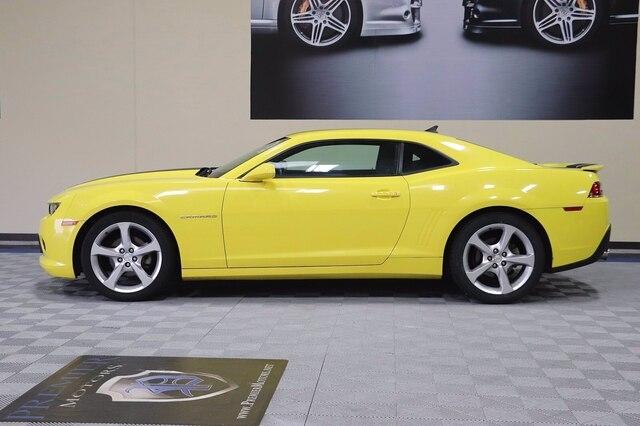 Chevrolet Camaro 2015 price $19,900