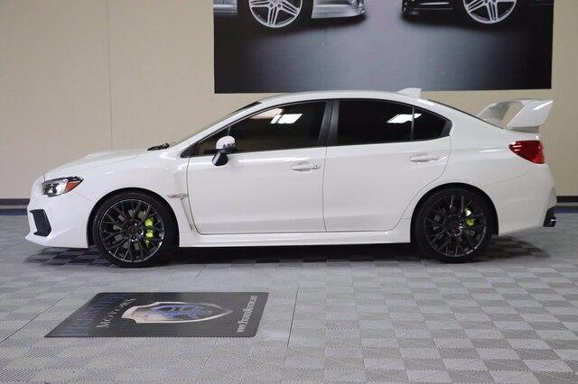 Subaru WRX STI 2019 price $35,900