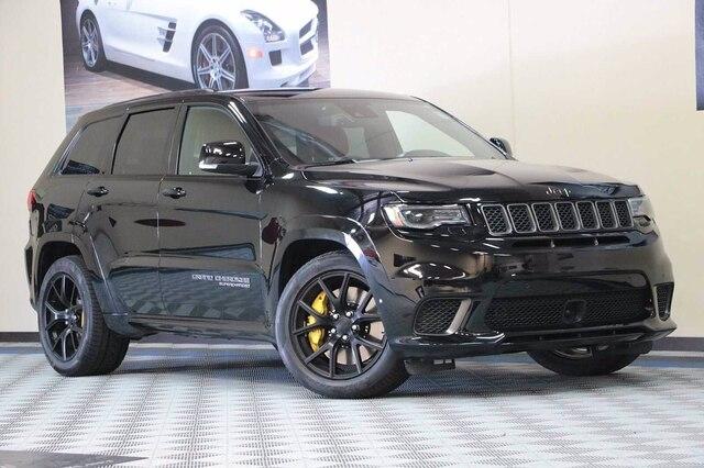 Jeep Grand Cherokee 2018 price $84,900