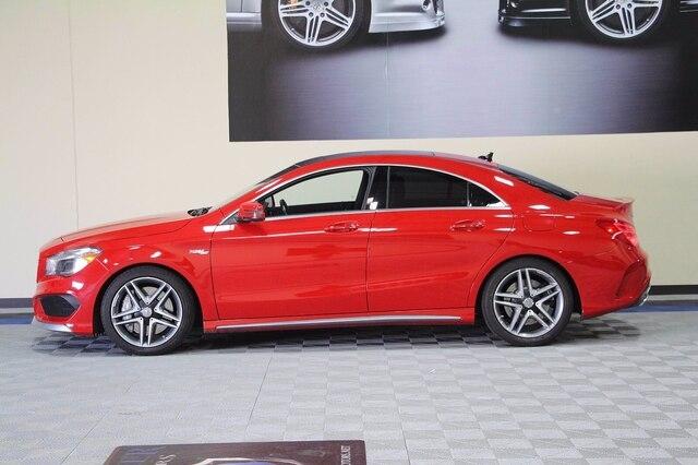 Mercedes-Benz CLA-Class 2015 price $30,400