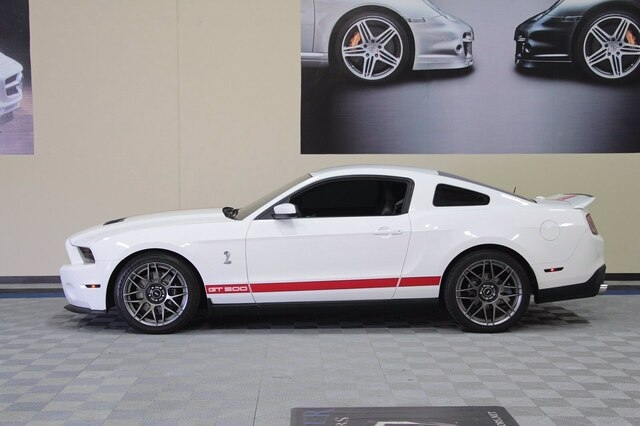 Ford Shelby GT500 2012 price $32,900
