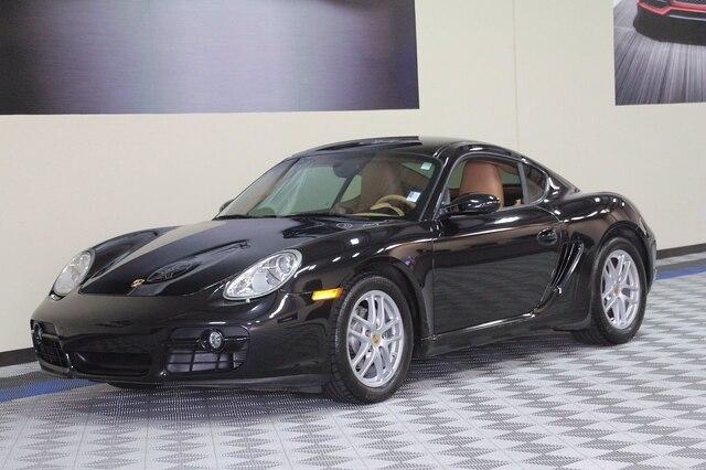 Porsche Cayman 2007 price $22,900