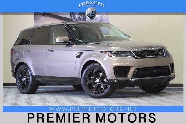Land Rover Range Rover Sport 2018 price $56,900