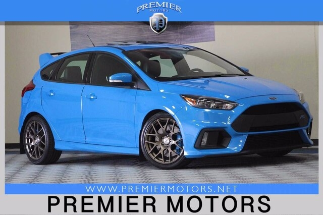 Ford Focus 2016 price $33,800