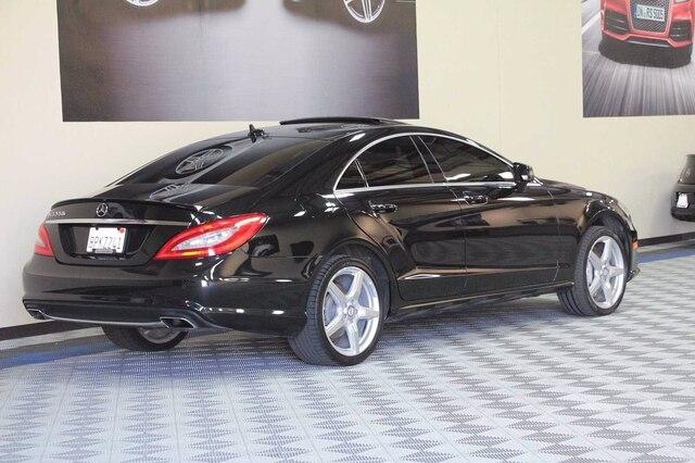 Mercedes-Benz CLS-Class 2014 price $29,900