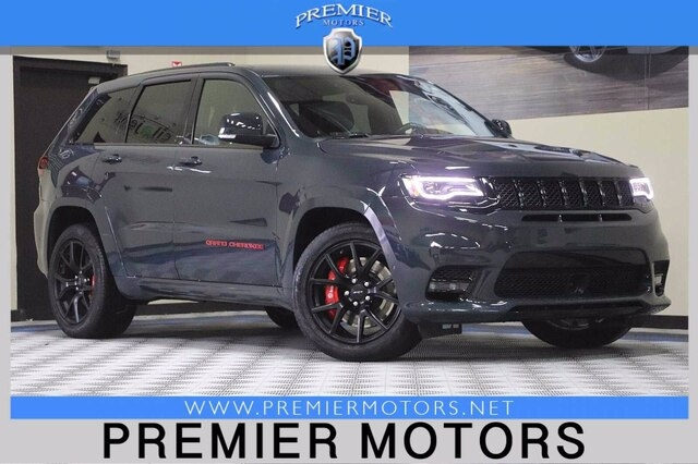 Jeep Grand Cherokee 2018 price $60,900