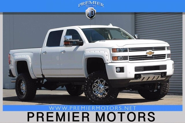 Chevrolet Silverado 2500HD 2016 price $55,900