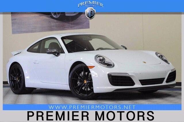Porsche 911 2019 price $99,000