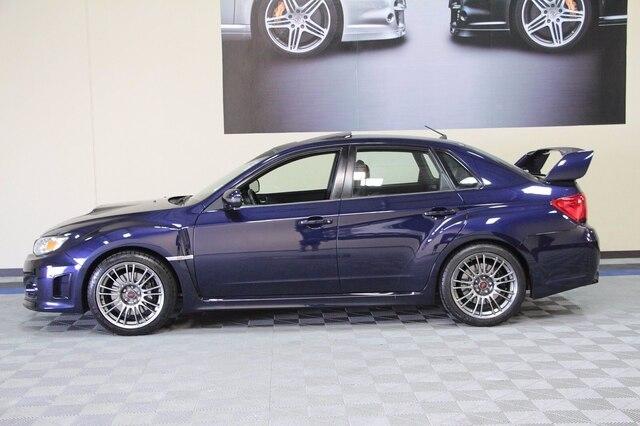 Subaru Impreza Sedan WRX 2012 price $28,800
