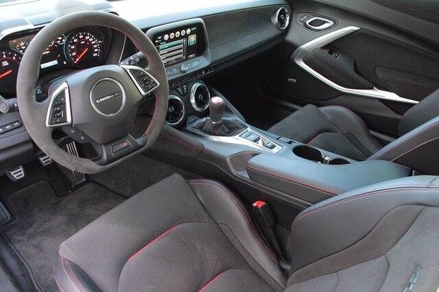 Chevrolet Camaro 2018 price $66,900