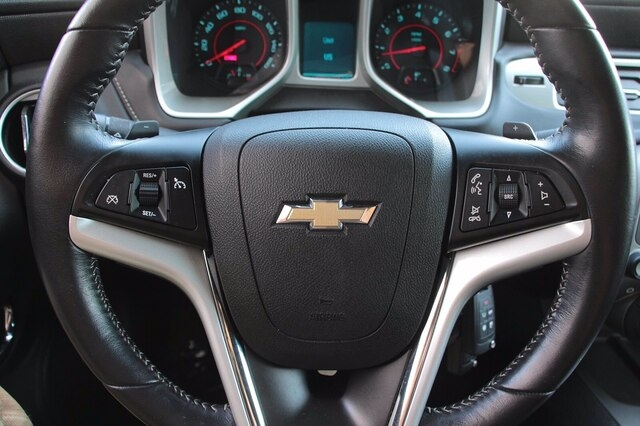 Chevrolet Camaro 2015 price $21,900