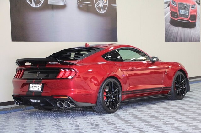 Ford Mustang 2020 price $92,900