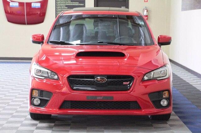 Subaru WRX STI 2016 price $31,900