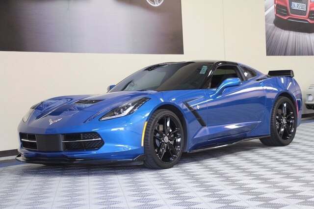 Chevrolet Corvette 2016 price $52,900