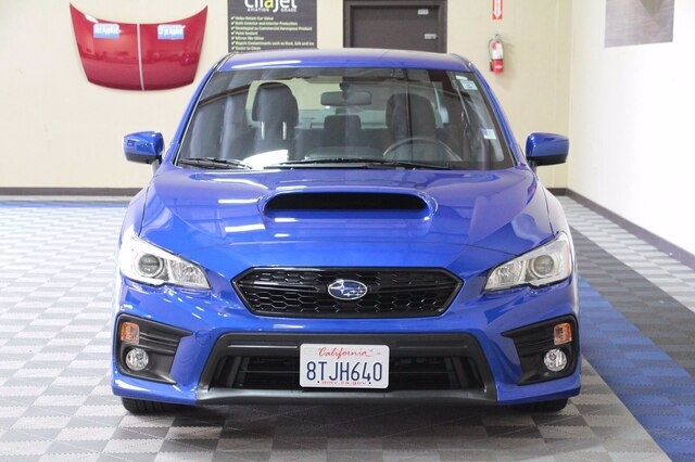 Subaru WRX 2020 price $29,500