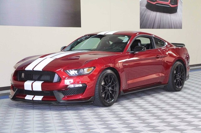 Ford Mustang 2017 price $60,900