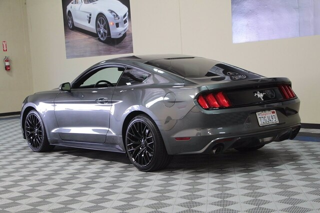 Ford Mustang 2017 price $21,500