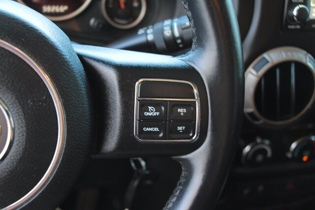 Jeep Wrangler 2016 price $32,500