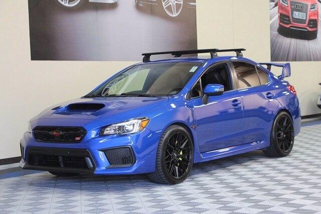 Subaru WRX 2018 price $38,800
