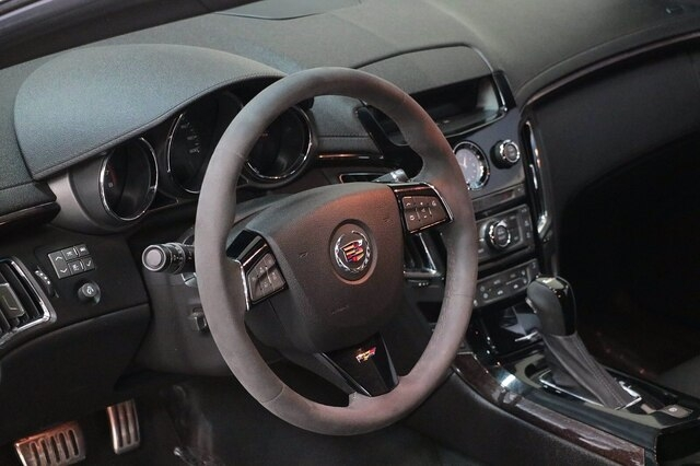 Cadillac CTS-V Coupe 2013 price $42,900