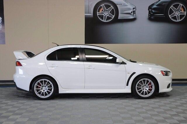 Mitsubishi Lancer 2011 price $36,900