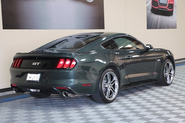Ford Mustang 2015 price $31,900