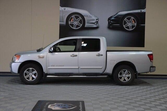 Nissan Titan 2012 price $15,800