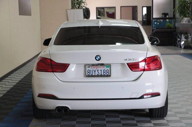BMW 4 Series 2018 price $27,900