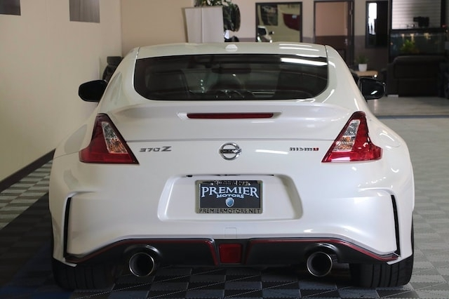 Nissan 370Z Coupe 2020 price $49,900