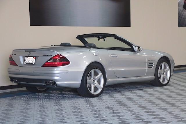 Mercedes-Benz SL-Class 2003 price $22,900
