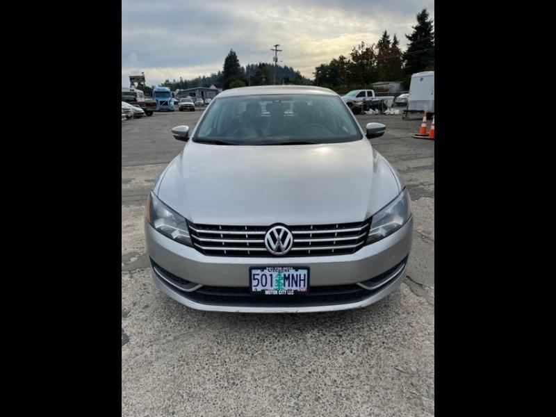 Volkswagen Passat 2013 price $11,900