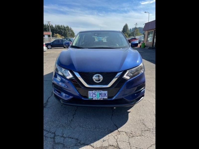 Nissan Rogue Sport 2021 price $26,900