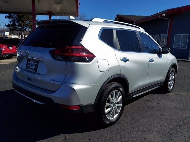 Nissan Rogue 2018 price $21,900