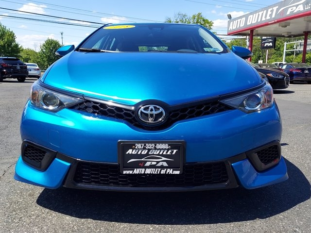 Toyota Corolla iM 2018 price $19,900