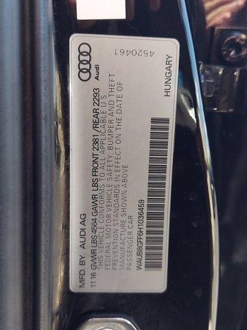 Audi A3 Sedan 2017 price $21,900