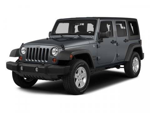 Jeep Wrangler Unlimited 2015 price $33,900