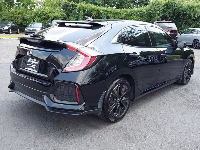 Honda Civic Hatchback 2019 price Call for Pricing.