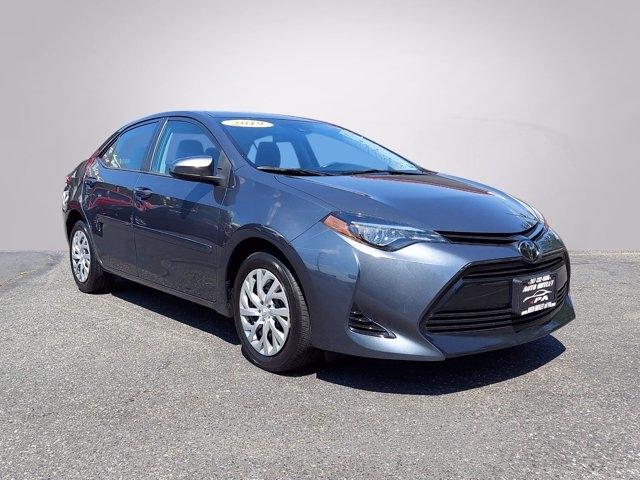 Toyota Corolla 2019 price $21,900