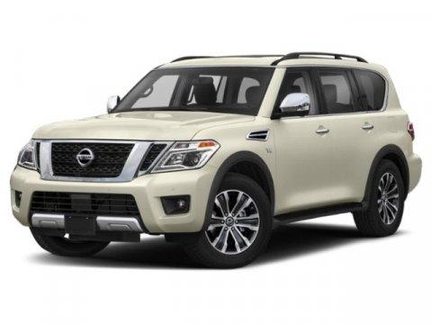 Nissan Armada 2019 price Call for Pricing.