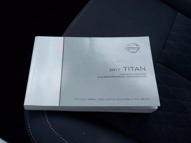 Nissan Titan 2017 price $34,900