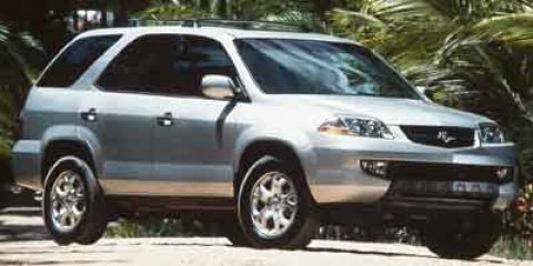Acura MDX 2002 price Call for Pricing.