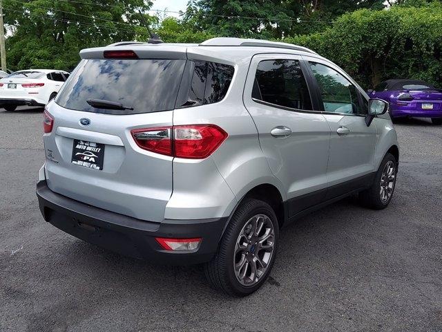 Ford EcoSport 2020 price $23,900