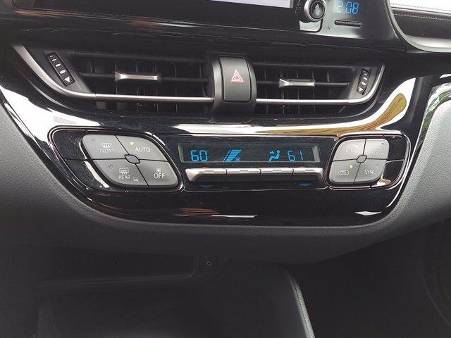 Toyota C-HR 2019 price $25,900