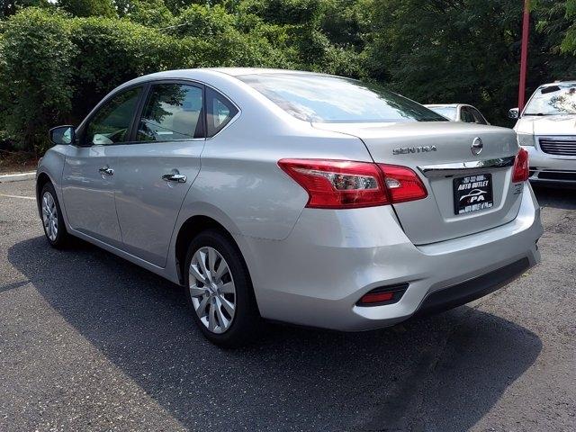 Nissan Sentra 2019 price $20,400