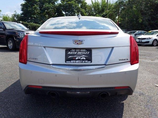 Cadillac ATS Sedan 2015 price Call for Pricing.