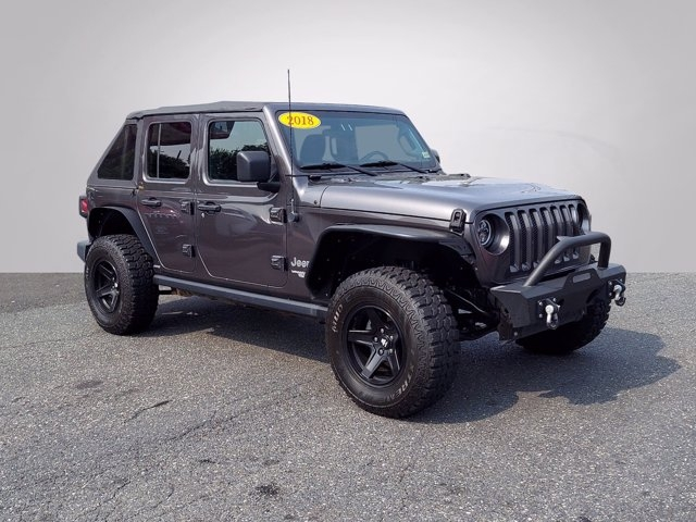 Jeep Wrangler Unlimited 2018 price Call for Pricing.