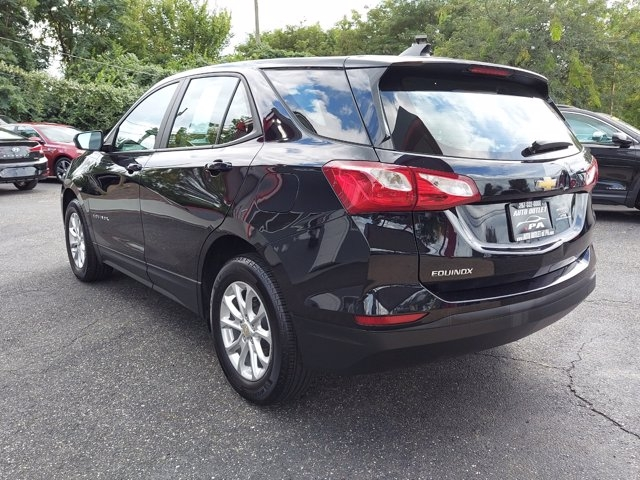 Chevrolet Equinox 2020 price Call for Pricing.