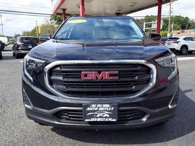 GMC Terrain 2018 price Call for Pricing.