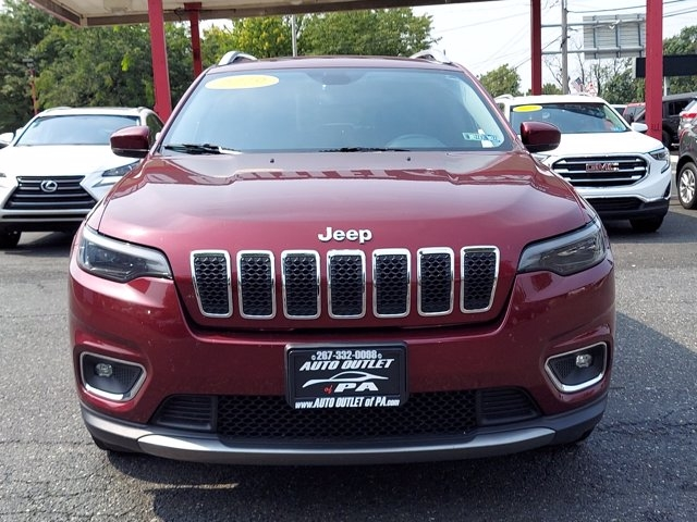 Jeep Cherokee 2019 price Call for Pricing.